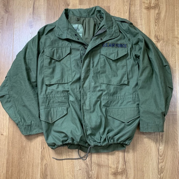 air force Other - Authentic Air force Issued Utility Jacket